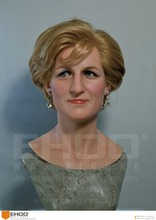 Full boday Nice work Diana Spencer wax figures for museum