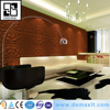 Hot Sale Wallpapers Type &Commerce Entertainment Household Usage 3dpvc wall paper