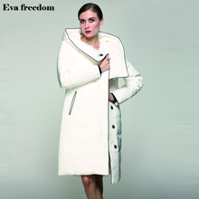 New Design High Quality Winter Women Coat Down Filled Jackets