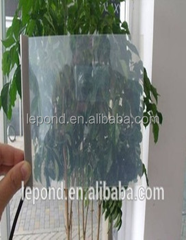 Thin Transparent self-adhesive smart glass pdlc film