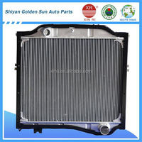 Tube Fin Truck RADIATOR 1301010-BD76 for Dongfeng KAVIAN with Yuchai ENgine 190HP