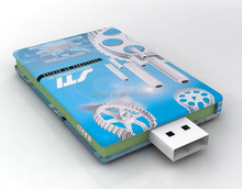 OEM design book shape full capacity usb flash drive, high quality and popular style usb flash drive made in china