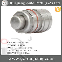 Alibaba Promotion Activity !!! OEM NO.:24610-22600 Hydraulic valve tappet and valve lifter for Hyundai Accent /GETZ
