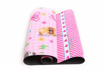 screen printing yoga mats , lovely kids exercise mat OEM quality