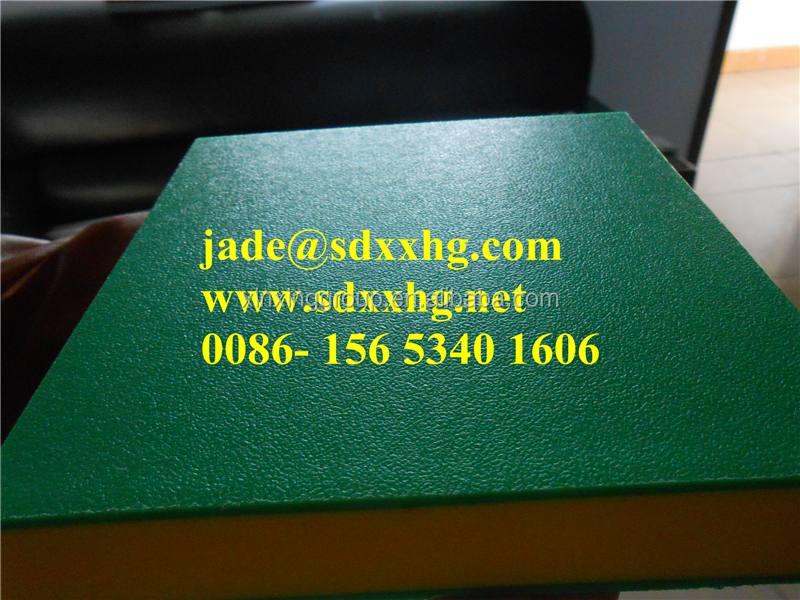 Colorful Three layer Foam PVC Co-extruded Sheet/ color PP sheet / Color PE sheet