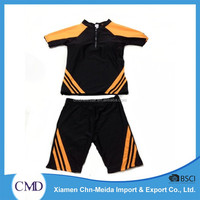 hot-selling high quality low price one piece cute european boys swimwear