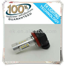 High power cree led car bulb 80w car fog light bulbs