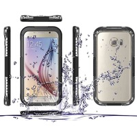 custom waterproof cell phone case for samsung galaxy