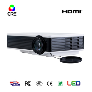 Business trip portable projector for video display projector of mini led projecting