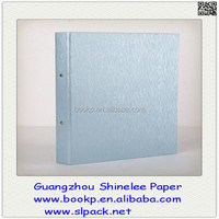 shinelee custom luxury paper A4 file folders/lever arch file/3 inch a4 lever arch file