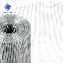 Wholesale price 16 gauge hot dipped galvanized welded wire mesh