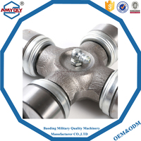 kbr cross universal joint cross bearing 44*19/universal bearing puller With High Quality