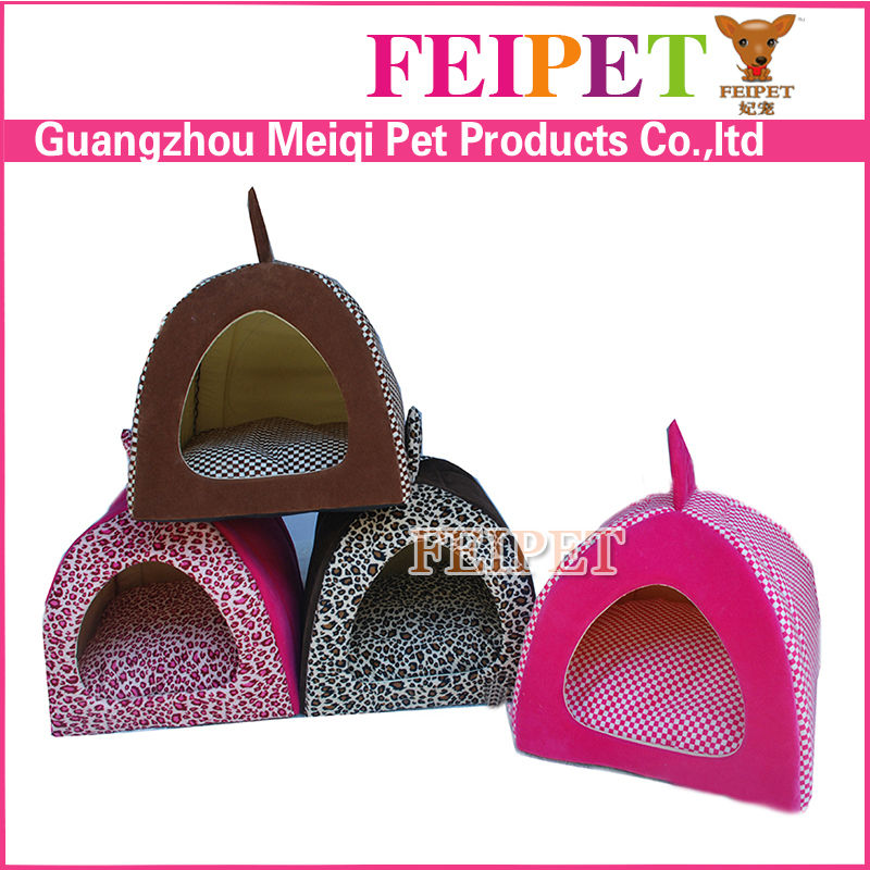 Luxury cat bed house cat shelter pet accessories wholesale china