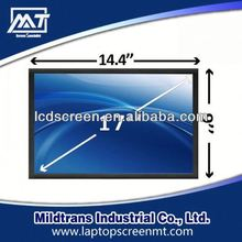 100% original Replacement Laptop LCD LED screen LTN170BT06 laptop screen sticker