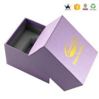 decorative cardboard gift boxes with hinge lids for bottle