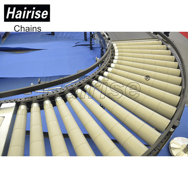 steel power and free portable turning roller electric conveyor automatic production line manufacturers system for box price