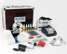 Professional Makeup Kit Rotary Tattoo Machine Kits