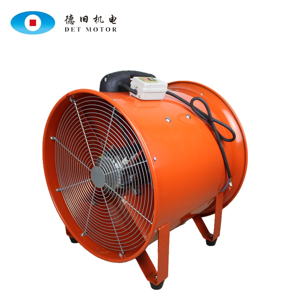 Portable ventilator used on warehouse <strong>boat</strong> repair house air <strong>exhaust</strong> change fan