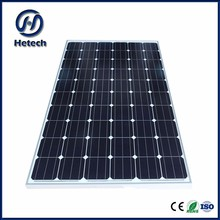 Made in China mono solar panel manufacturer shenzhen With Promotional Price