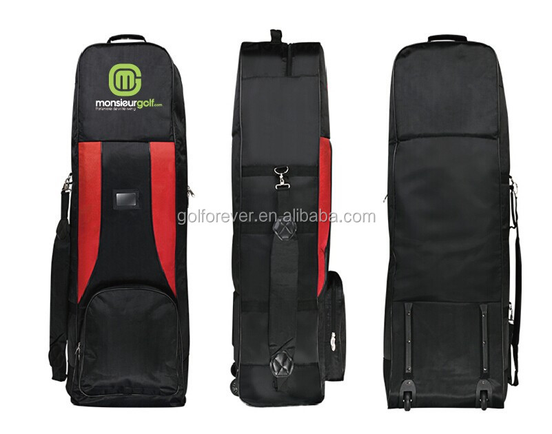 golf travel bag with wheels