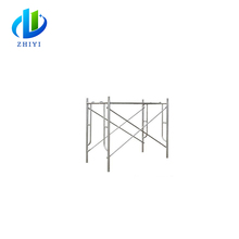 Long service life construction used pipe scaffolding