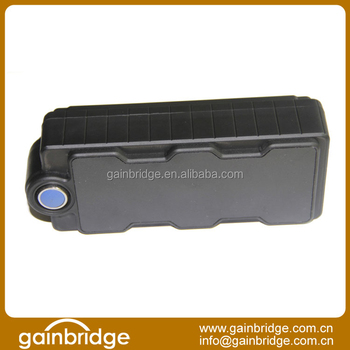 Battery powered GPS tracking device with long lasting capability 5000-20000mAh, magnetic mounting