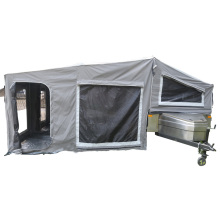 Australian Standard Soft Floor Camper trailer With Tent