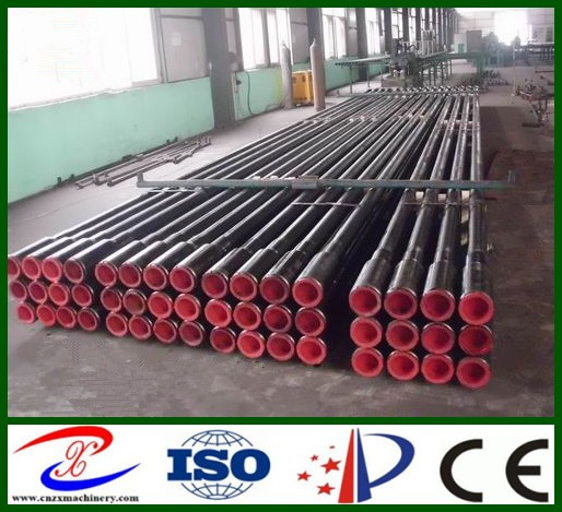 Water Well drill pipes and Oil drill pipe/Oil steel pipes made in china from hebei
