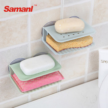 Cheap Plastic Soap dish Hanging Soap Holder Hotel Soap Dish