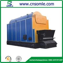 DZH type Energy conservation and efficient coal fired steam boiler for hotel / coal fired boiler for home