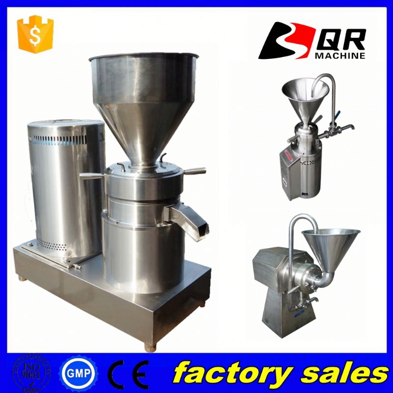 homogeneous colloid mill, coffee bean grinding machine, good taste stone mill