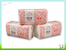 Soft Pack Tissue Virgin Wood Pulp Facial Tissue