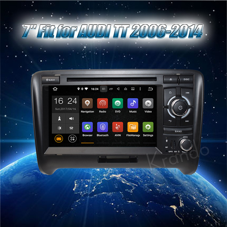 for audi tt navigation system