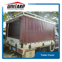 High Quality Waterproof Cargo Trailer Covers and Trailer Cage Cover for Sale