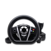 Wholesale New wired Racing Steering Wheel for XBOX ONE/ps3/ps2/pc 3 in 1
