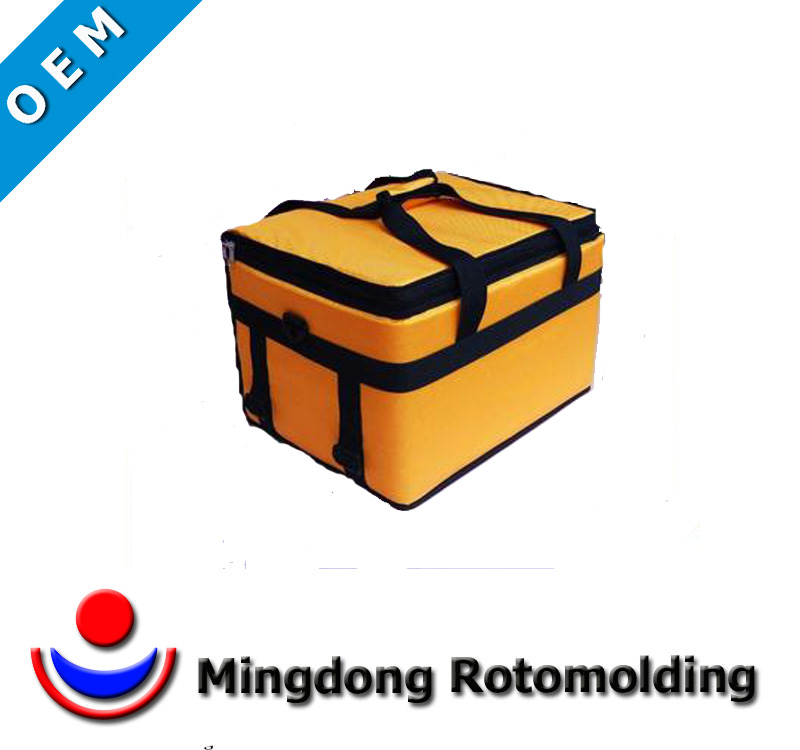 rotomolding plastic parcel portable ice cooler/incubator 5-10days warm keeper