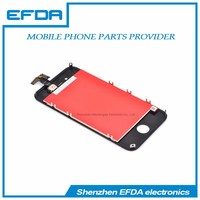 cheap lcd for iphone 4S Moble accessories mobile phone lcd display