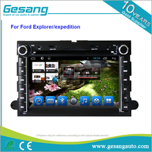 "HD 7"" touch Screen Size and Dashboard Placement Android Car DVD for Ford Explorer/expedition car gps navigation"