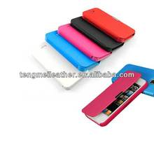 PU Leather Magnetic Clasp Flip Hard Pouch Wallet Case For iPhone 5 5S,Case For Iphone5S