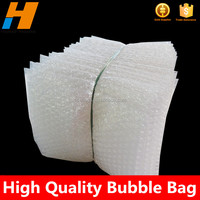 Wholesale cheap transparent air bubble cushioned bag for protective
