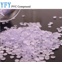 Crystal soft and hard plastic raw material compound