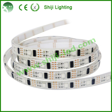 Flexible addressable rgb 5v dmx led strip ws2801 light