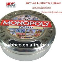 Tinplate For Canned Food