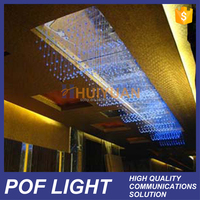 HUIYUAN cost effective best battery powered fiber optic lights