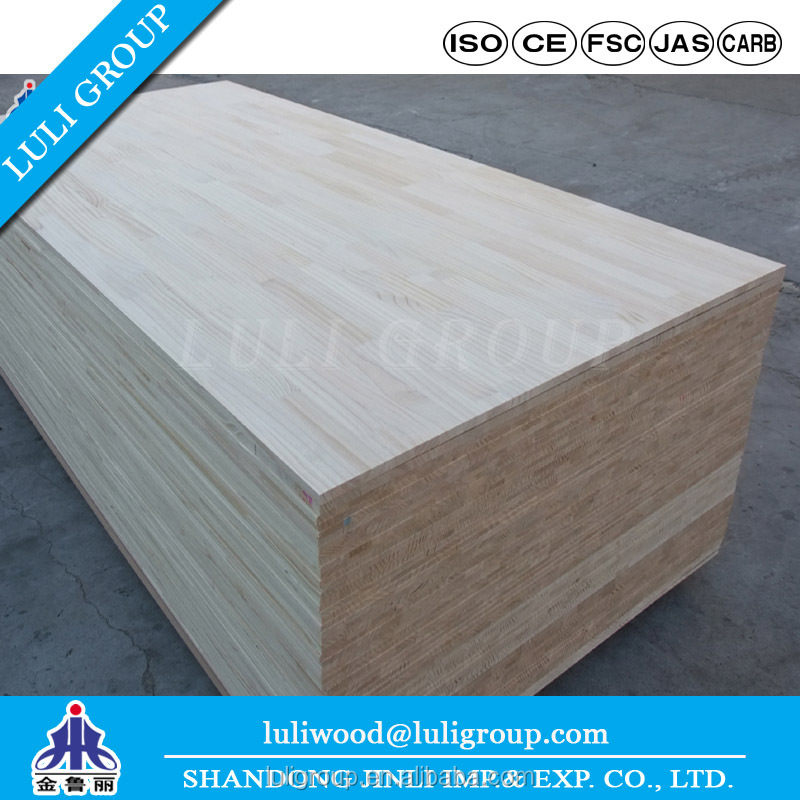 pine finger joint laminated board