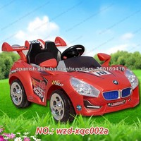 colorful cool cars for babies, fashion design baby toy electric car