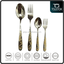 stainless steel cutlery, German tableware, cutlery set