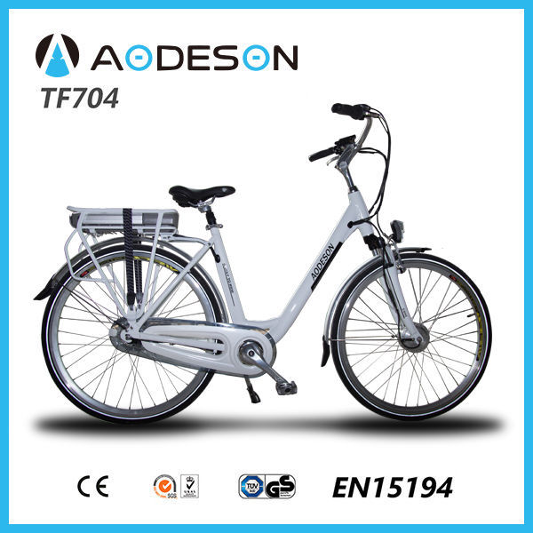 vintage/retro/holland style 200w/250W/350w e bike/pedalec/electric bicycle/electric bike/e bicycle w EN15194 (Aodeson TF704)