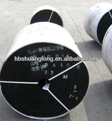 general industrial NN nylon /EP polyester /CC cotton canvas conveyor belt