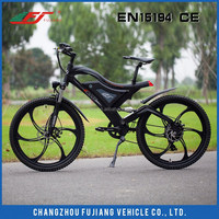 2015 new 36V 10Ah 500W powerful mountain electric bicycle e bike CE SGS EN15194